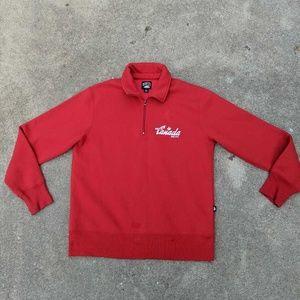 Roots Canada Collection Mens Sweatshirt L/S Zip Sm